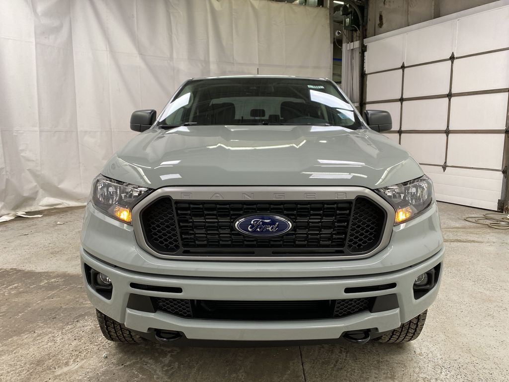 CACTUS GREY 2021 Ford Ranger Front Vehicle Photo in Dartmouth NS