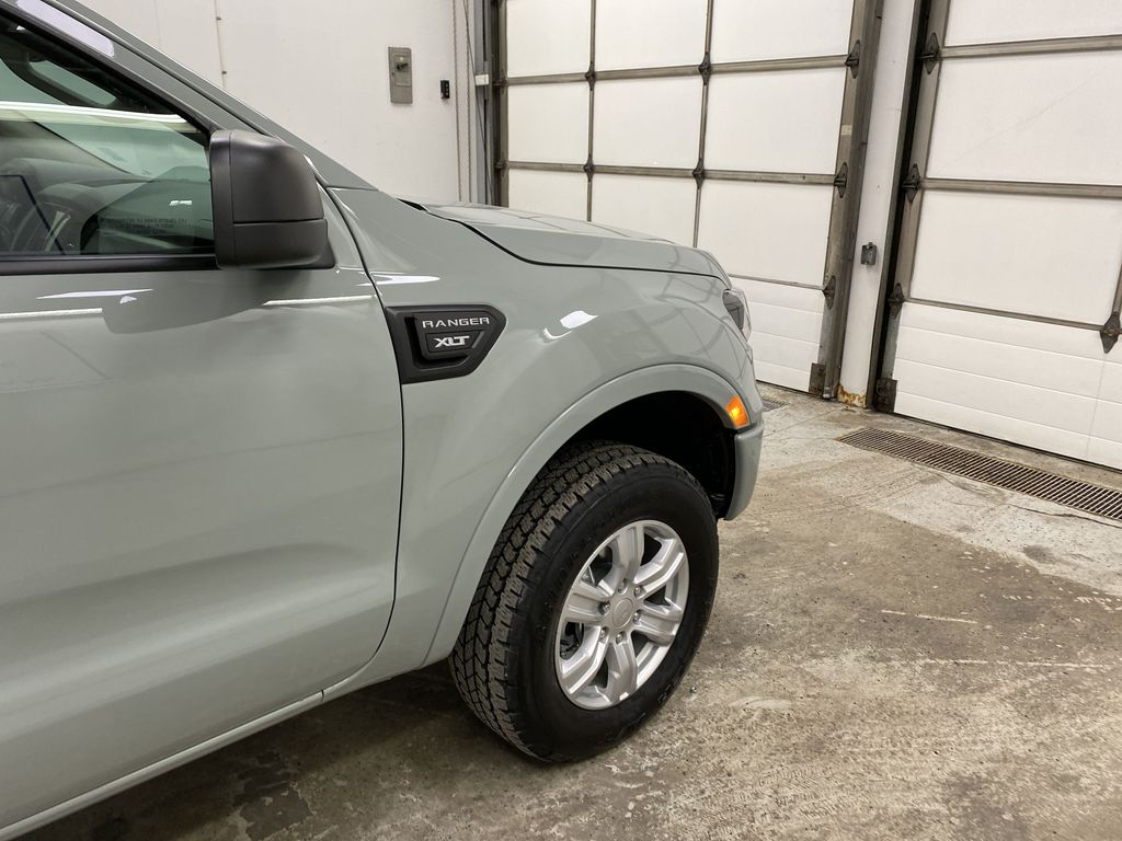 CACTUS GREY 2021 Ford Ranger Right Front Corner Photo in Dartmouth NS