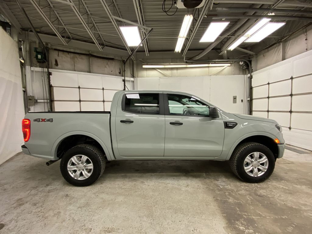 CACTUS GREY 2021 Ford Ranger Right Side Photo in Dartmouth NS