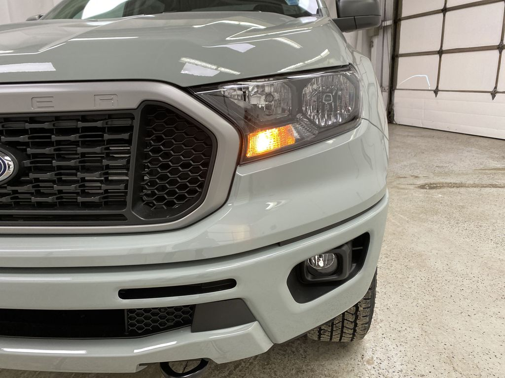 CACTUS GREY 2021 Ford Ranger Left Front Head Light / Bumper and Grill in Dartmouth NS