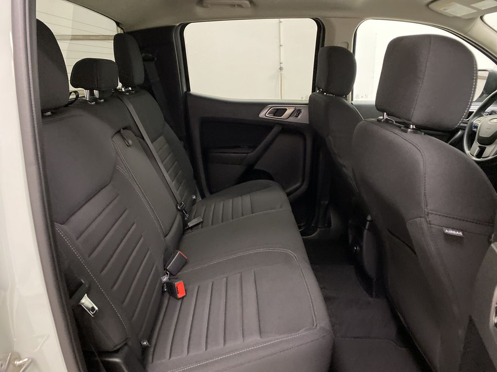 CACTUS GREY 2021 Ford Ranger Right Side Rear Seat  Photo in Dartmouth NS
