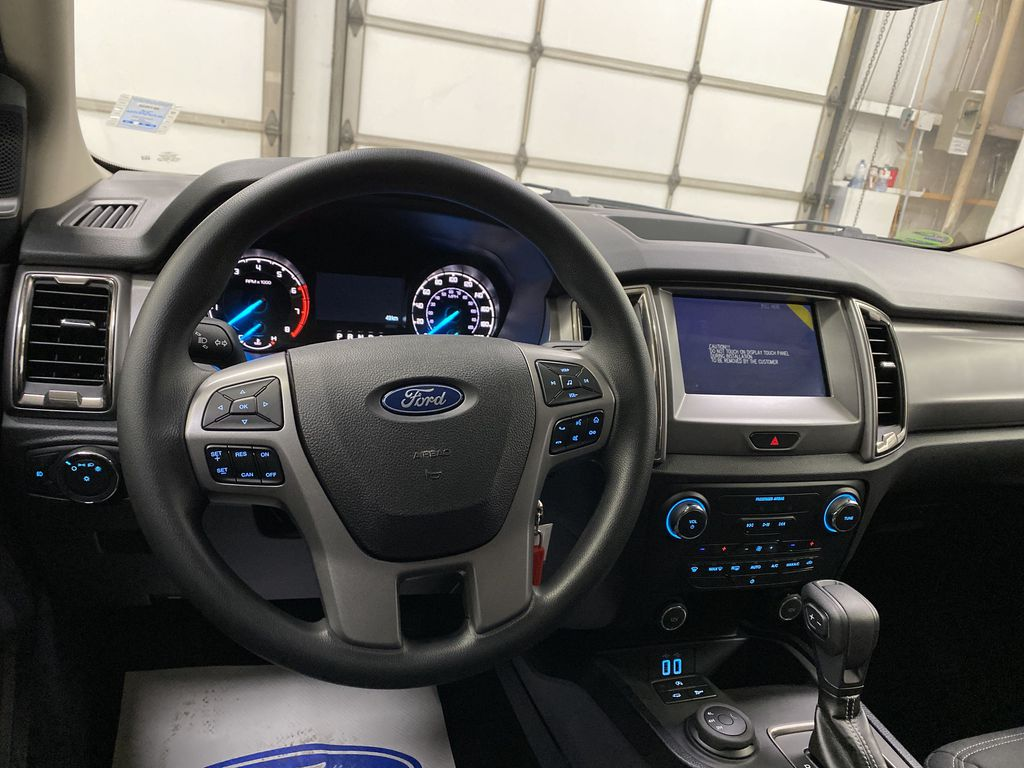 CACTUS GREY 2021 Ford Ranger Strng Wheel: Frm Rear in Dartmouth NS