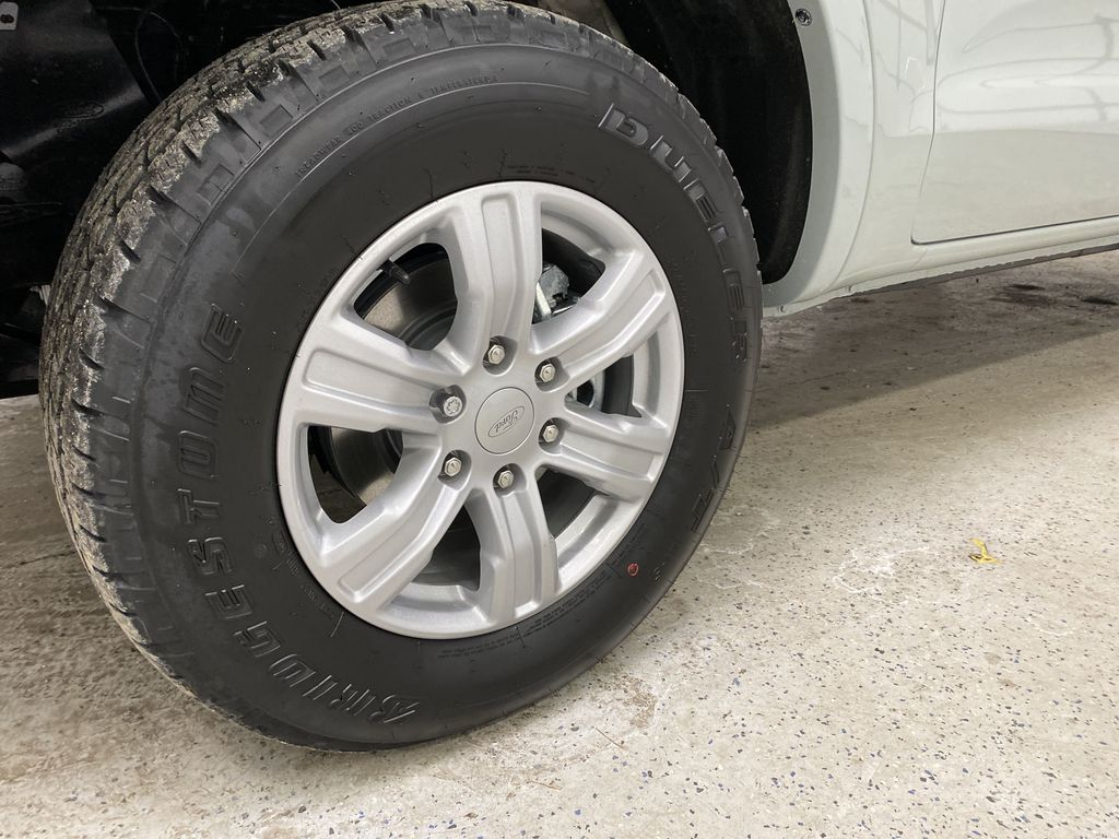 CACTUS GREY 2021 Ford Ranger Left Front Rim and Tire Photo in Dartmouth NS