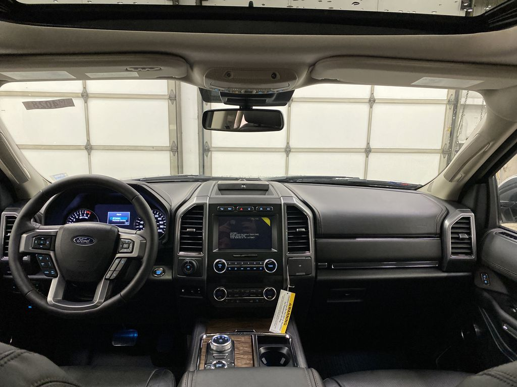 Black[Agate Black] 2021 Ford Expedition Strng Wheel/Dash Photo: Frm Rear in Dartmouth NS