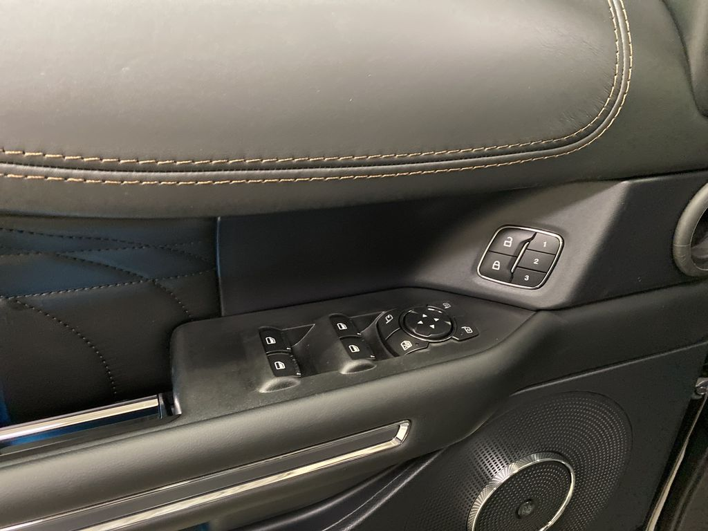 Black[Agate Black] 2021 Ford Expedition  Driver's Side Door Controls Photo in Dartmouth NS