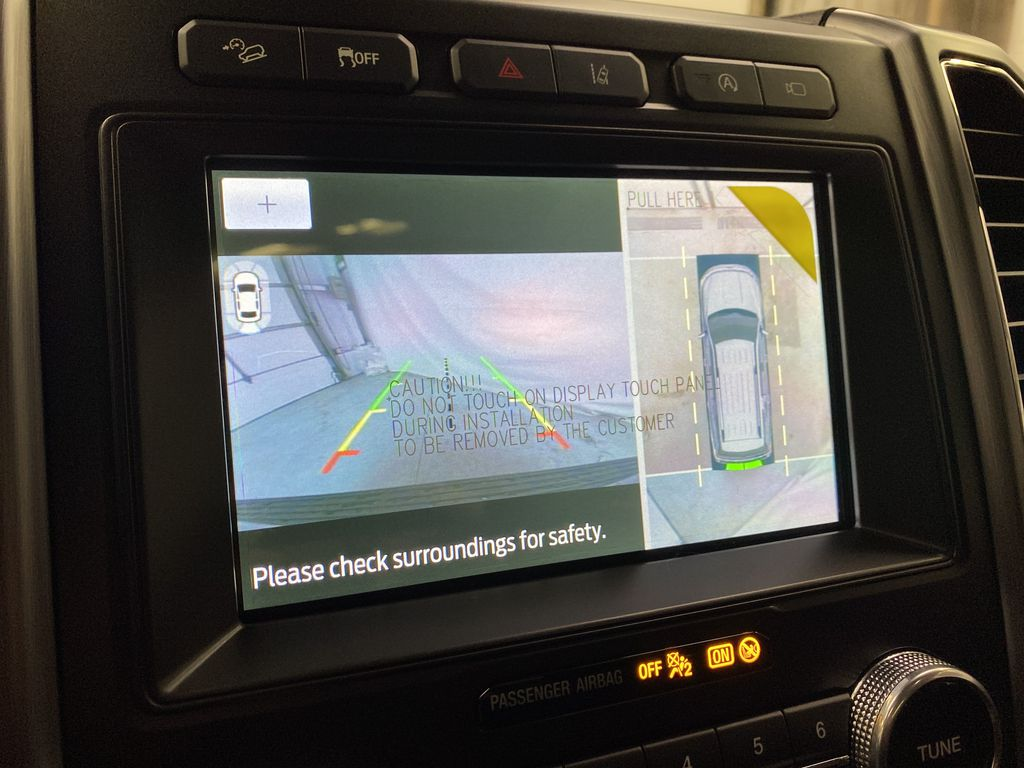 Black[Agate Black] 2021 Ford Expedition Backup Camera Closeup Photo in Dartmouth NS