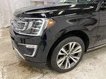 Black[Agate Black] 2021 Ford Expedition Left Front Corner Photo in Dartmouth NS