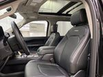 Black[Agate Black] 2021 Ford Expedition Left Front Interior Photo in Dartmouth NS
