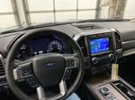 Black[Agate Black] 2021 Ford Expedition Steering Wheel and Dash Photo in Dartmouth NS