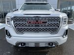 White[White Frost Tricoat] 2021 GMC Sierra 1500 Denali Front Vehicle Photo in Calgary AB