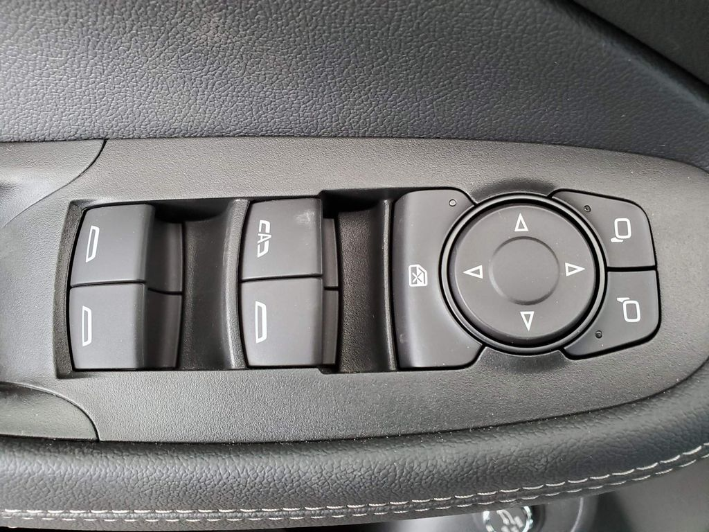 Grey 2021 Buick Encore GX Driver's Side Door Controls Photo in Airdrie AB