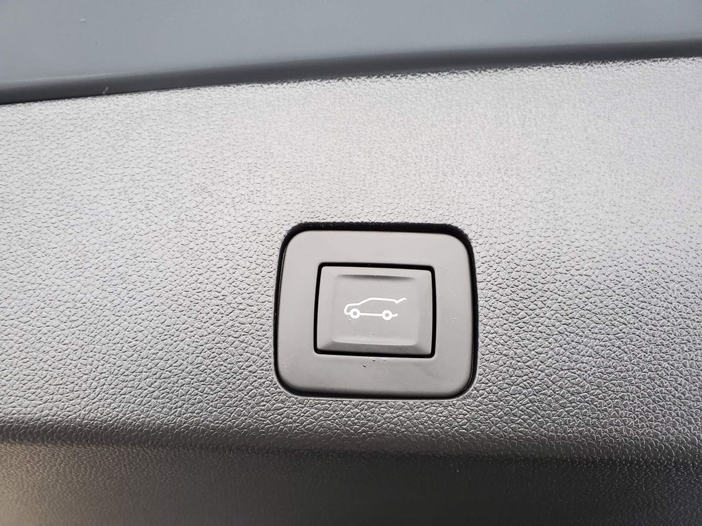 Grey 2021 Buick Encore GX Trunk / Cargo Area Photo in Airdrie AB