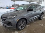 Grey 2021 Buick Encore GX Central Dash Options Photo in Airdrie AB
