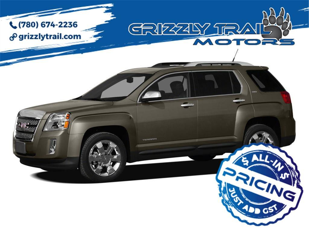 Brown 2012 GMC Terrain