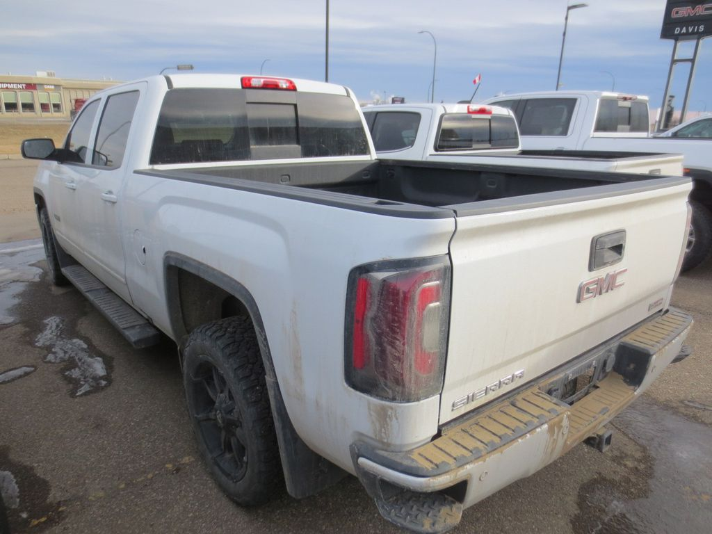 White 2017 GMC Sierra 1500 Driver's Side Door Controls Photo in Lethbridge AB