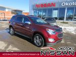 Red[Siren Red Tintcoat] 2017 Chevrolet Equinox Primary Listing Photo in Okotoks AB