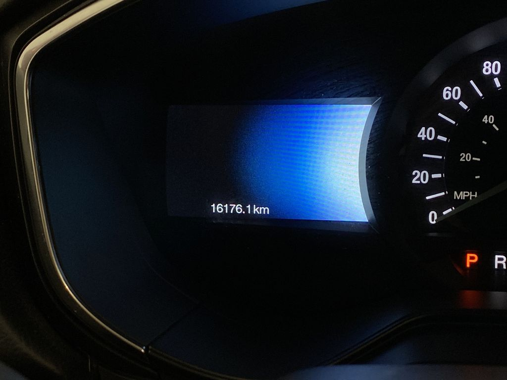Red[Rapid Red Metallic Tinted Clearcoat] 2020 Ford Fusion Hybrid Odometer Photo in Dartmouth NS