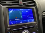 Red[Rapid Red Metallic Tinted Clearcoat] 2020 Ford Fusion Hybrid Radio Controls Closeup Photo in Dartmouth NS