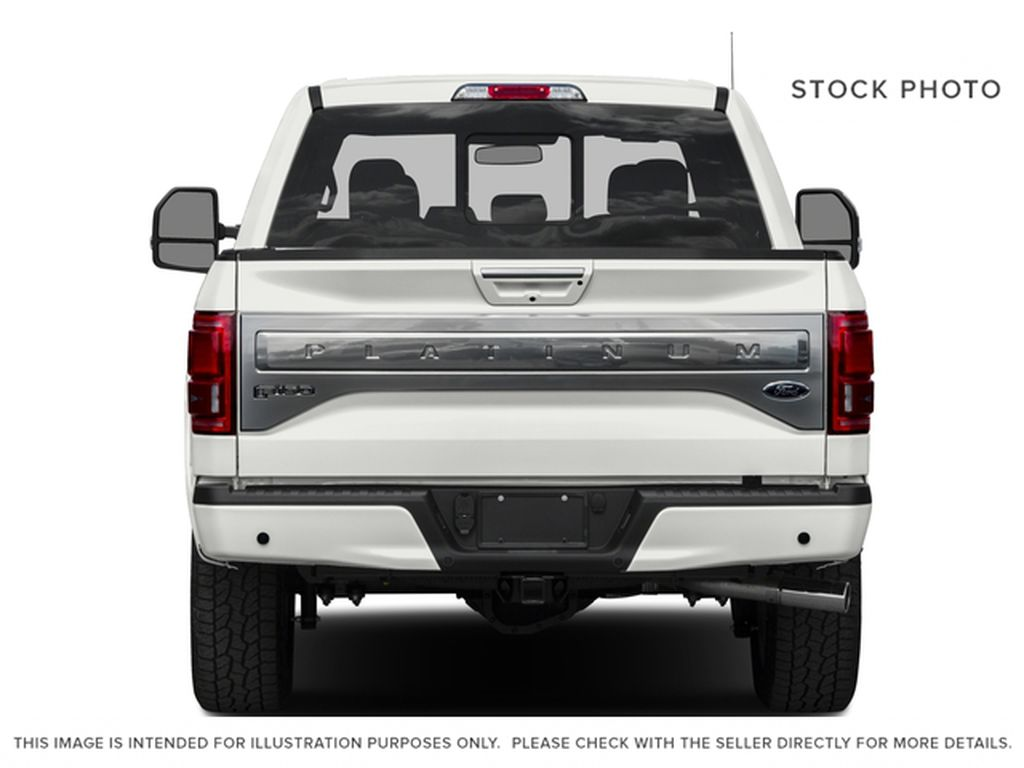 Blue[Blue Flame Metallic] 2015 Ford F-150 Rear of Vehicle Photo in Dartmouth NS