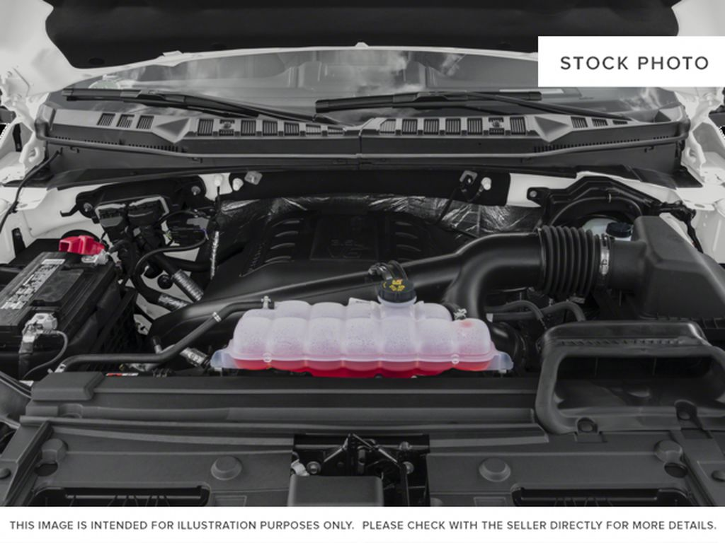 Blue[Blue Flame Metallic] 2015 Ford F-150 Engine Compartment Photo in Dartmouth NS