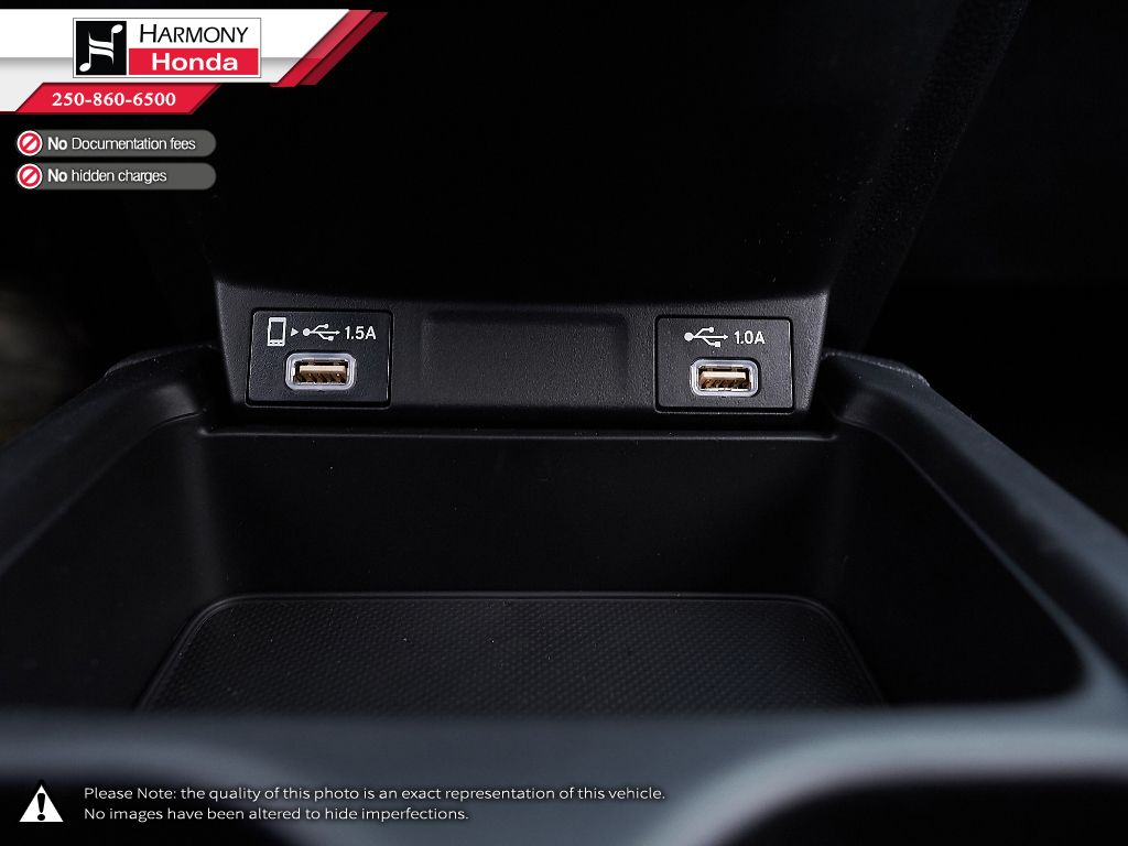 RED R-569M 2021 Honda CR-V Left Front Seat Photo in Kelowna BC