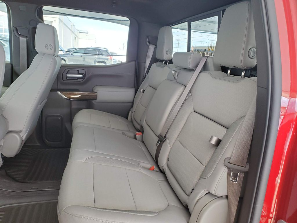 Red 2021 GMC Sierra 1500 Central Dash Options Photo in Airdrie AB