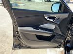 Black[Majestic Black Pearl] 2020 Acura RDX Left Rear Interior Door Panel Photo in Brampton ON