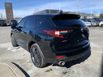 Black[Majestic Black Pearl] 2020 Acura RDX Left Front Interior Door Panel Photo in Brampton ON