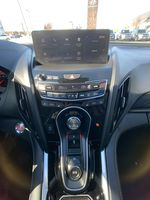 Black[Majestic Black Pearl] 2020 Acura RDX Strng Wheel/Dash Photo: Frm Rear in Brampton ON