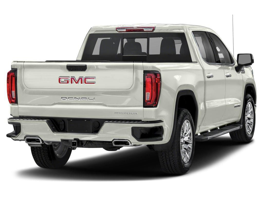 White 2021 GMC Sierra 1500 Left Front Rim and Tire Photo in Lethbridge AB