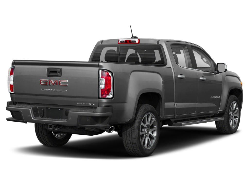 Grey 2021 GMC Canyon Left Front Rim and Tire Photo in Lethbridge AB