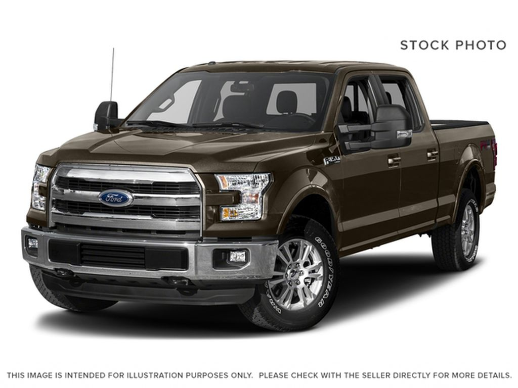 Brown[Caribou] 2017 Ford F-150