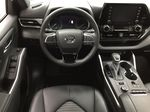White[Blizzard Pearl] 2021 Toyota Highlander XSE Left Front Seat Photo in Sherwood Park AB