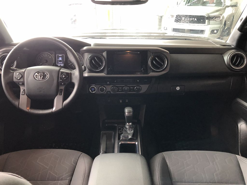 Grey 2019 Toyota Tacoma TRD Sport | Extended Warranty Included Fourth Row  Seat  Photo in Edmonton AB