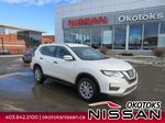 White[Glacier White] 2017 Nissan Rogue Primary Listing Photo in Okotoks AB