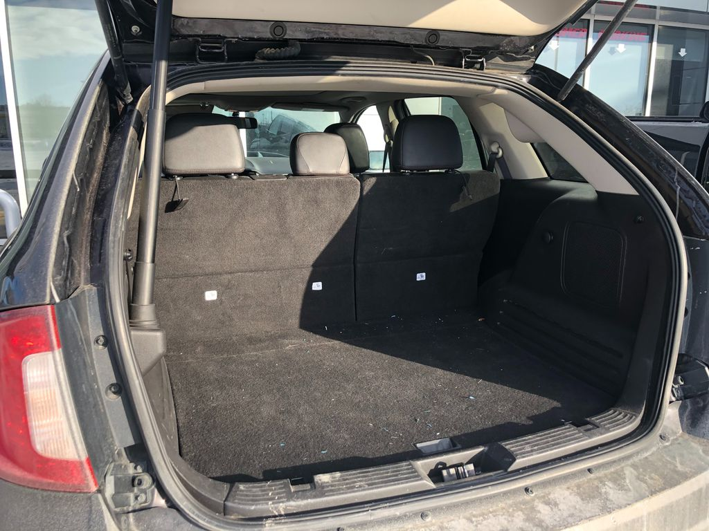Brown 2013 Ford Edge Engine Compartment Photo in Lethbridge AB