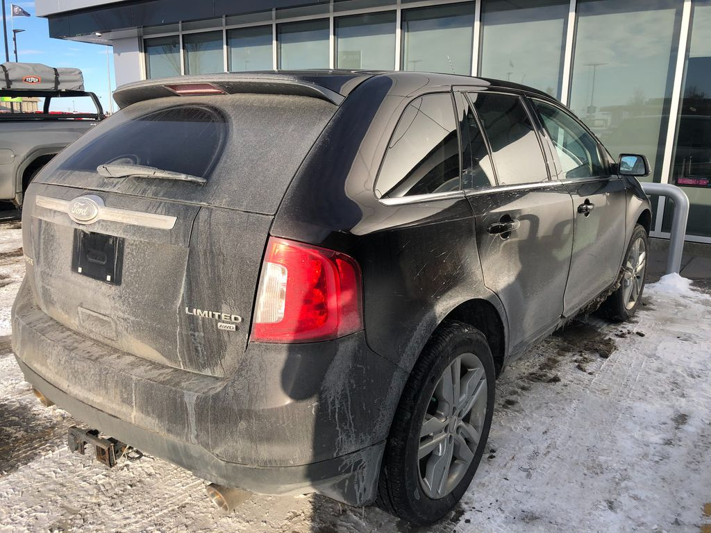 Brown 2013 Ford Edge Driver's Side Door Controls Photo in Lethbridge AB