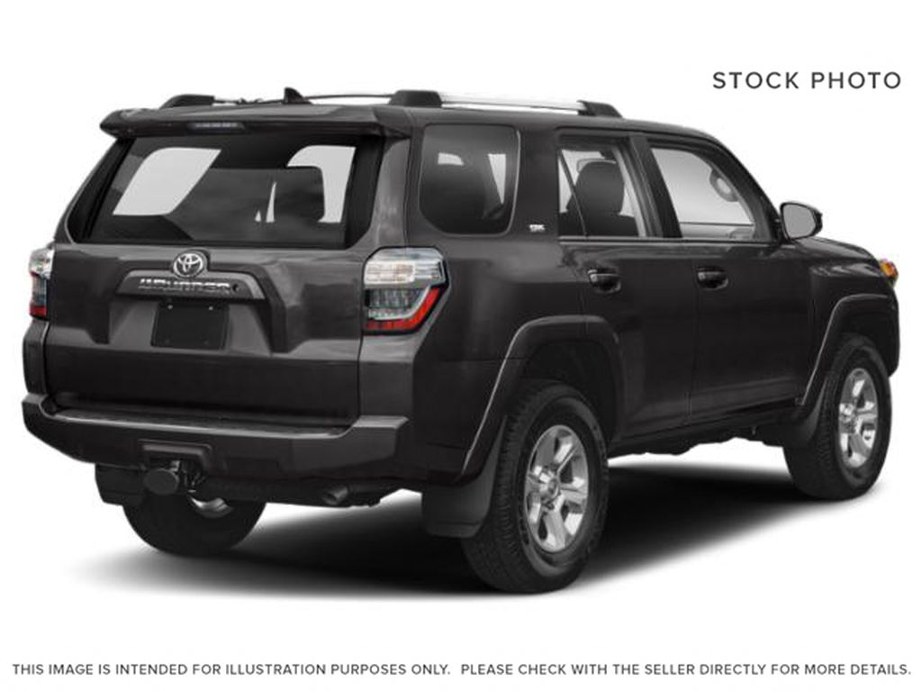 Gray[Magnetic Grey Metallic] 2021 Toyota 4Runner Right Rear Corner Photo in Beverly Hills NU
