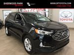 Black[Agate Black] 2019 Ford Edge SEL / LEATHER PANORAMIC SUNROOF Primary Photo in Sherwood Park AB