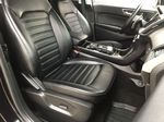 Black[Agate Black] 2019 Ford Edge SEL / LEATHER PANORAMIC SUNROOF Right Side Front Seat  Photo in Sherwood Park AB
