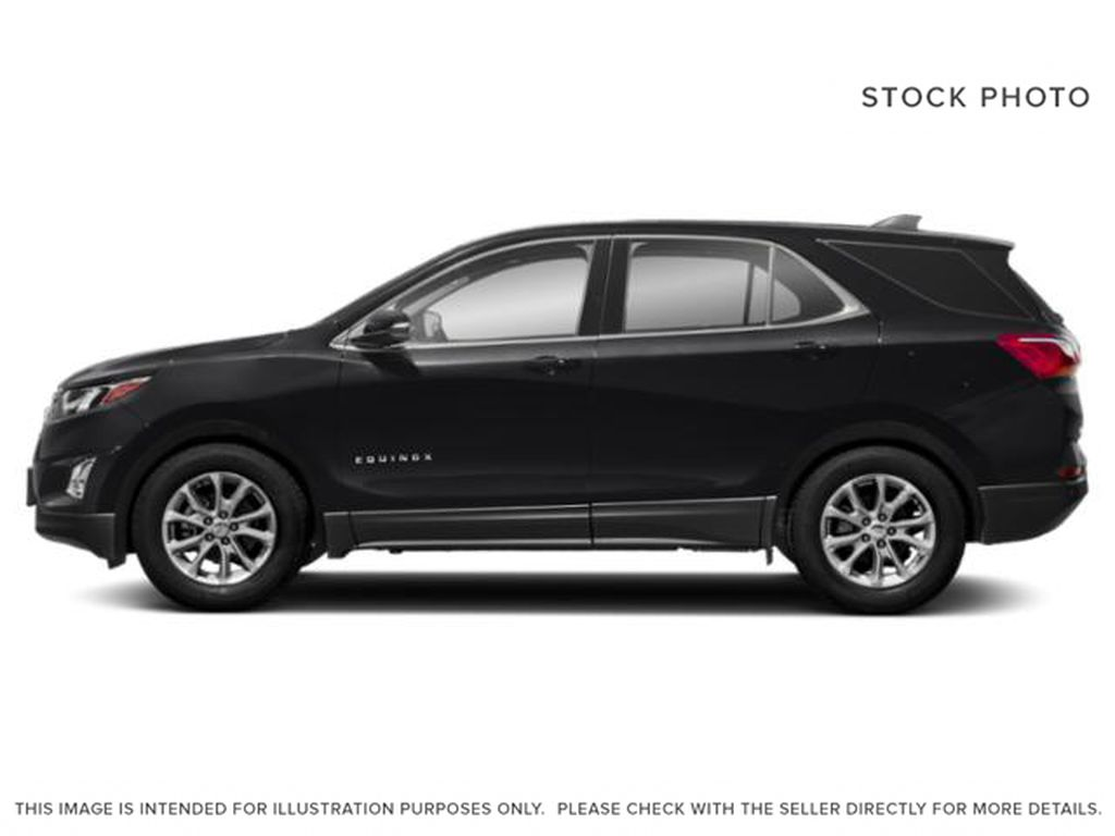 2021 Chevrolet Equinox Left Side Photo in Barrhead AB
