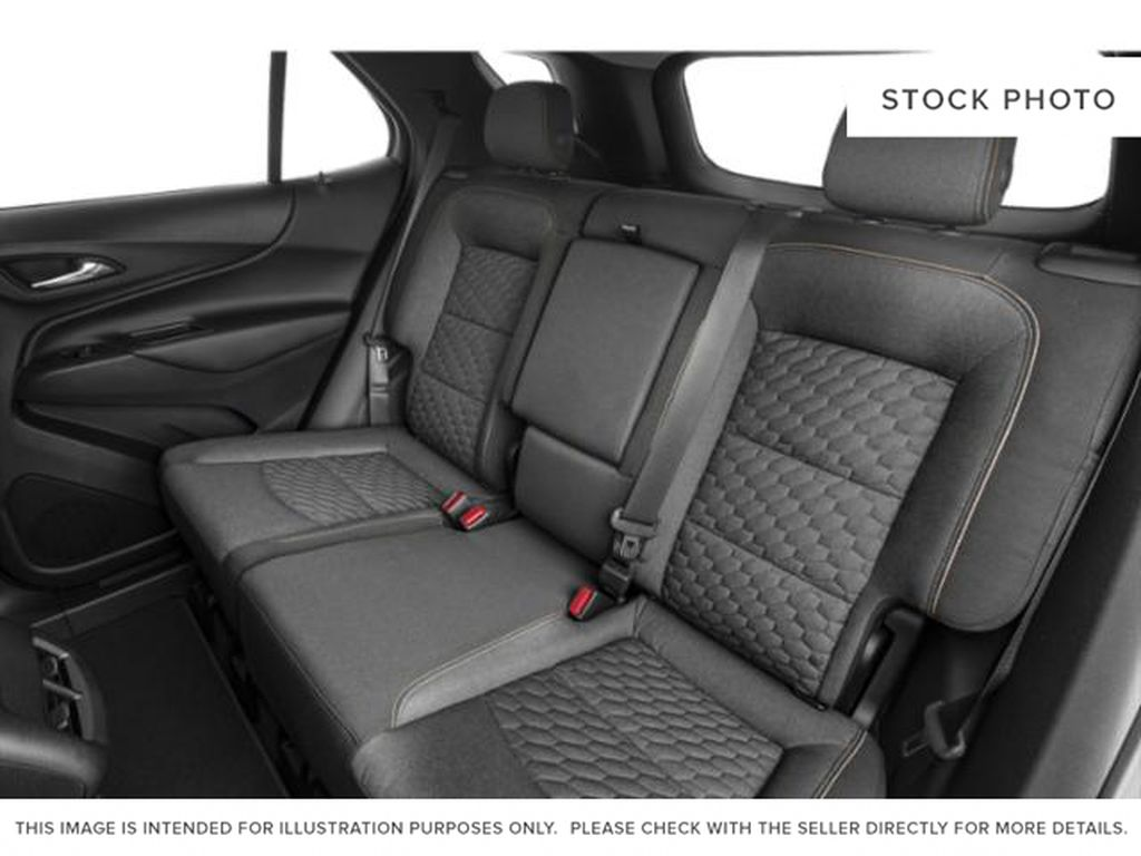 2021 Chevrolet Equinox Left Side Rear Seat  Photo in Barrhead AB