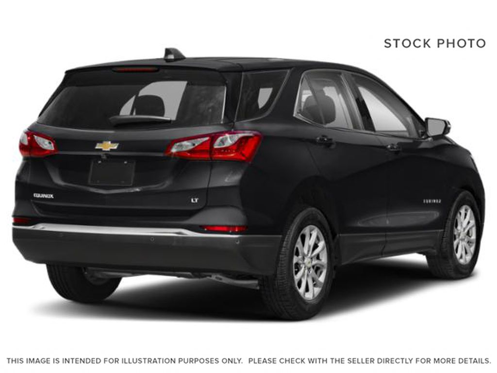 2021 Chevrolet Equinox Right Rear Corner Photo in Barrhead AB