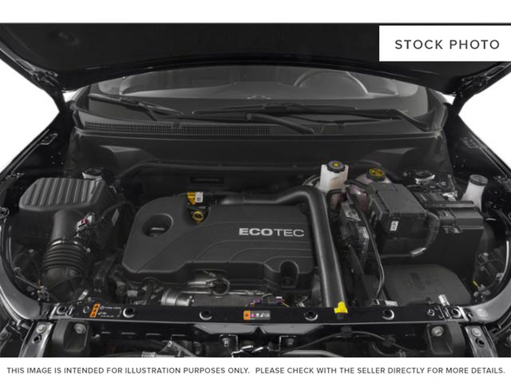 2021 Chevrolet Equinox Engine Compartment Photo in Barrhead AB