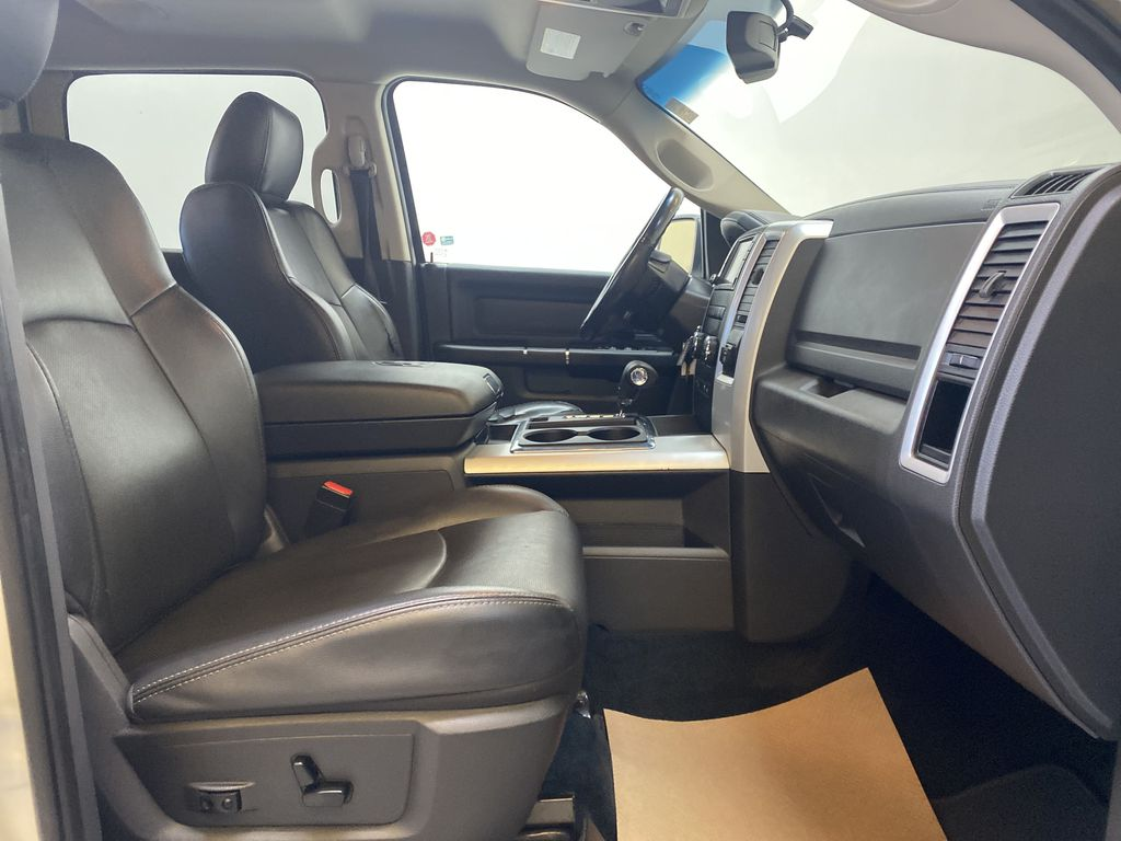 WHTIE 2011 Ram 1500 Sport - Heated/Cooled Font Seats, Power Front Seats Right Side Front Seat  Photo in Edmonton AB