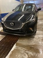 BLACK 2016 Mazda CX-3 GT Left Front Head Light / Bumper and Grill in Edmonton AB