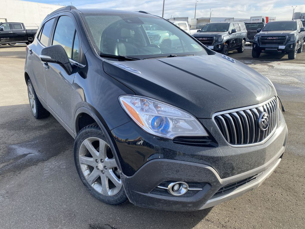 Black[Carbon Black Metallic] 2016 Buick Encore