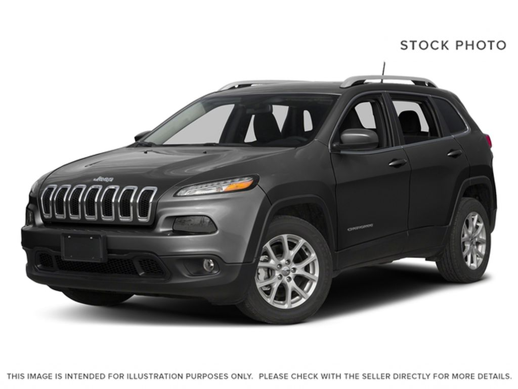 Black[Brilliant Black Crystal Pearl] 2016 Jeep Cherokee