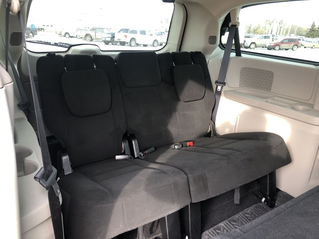 Gold 2015 Dodge Grand Caravan SE Third Row Seat or Additional  Photo in Brandon MB