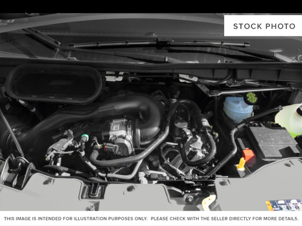 White[Oxford White] 2021 Ford Transit Cargo Van Engine Compartment Photo in Dartmouth NS